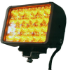 LED Light - 24 LED - 72 Watts - 4320 lumens - Amber, Red, Blue or Green - Surface Mount -- LEDLB-24C
