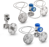 Compact Pressure Transmitter with Internal Diaphragm -- OPTIBAR P 3050 C - Image