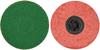 Merit Zirc Plus ZA Coarse TP (Type I) Quick-Change Cloth Disc -- 08834167033 - Image