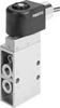 Air solenoid valve -- MFH-5-1/8-24-NPT-EX -Image
