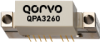 45 - 1218 MHz 23 dB Gain CATV Power Doubler Hybrid -- QPA3260 -Image