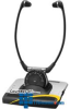 Sennheiser Set 900 Stereo TV Wireless Headphones and.. -- 502016