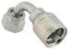 Aeroquip TTC Global Crimp Fitting -- 1AA6FRB6 - Image