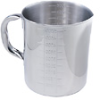 Cole-Parmer Stainless Steel Graduated Pouring Beaker, 200 oz capacity 1/ea -- GO-07226-00 - Image