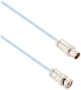 Lead Free High Temp 1553 Twinax Cable Assembly 2-Slot Plug To 3-Lug Cj 1 Meter -- MSA00464-1M -Image