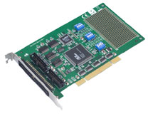 I/O card via Advantech Corp.