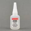 Permabond 200 General Purpose Cyanoacrylate Adhesive Clear 1 oz Bottle -- 200 1 OZ BOTTLE - Image