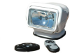 HID Golight Stryker - 35 Watt HID - 3000 Lumen - 2 Wireless Remotes - White - 12 Volt - Spot Beam -- GL-3067H