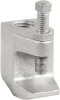 Reversible Beam Clamp With 1