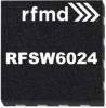 300MHz to 6000MHz Absorptive High Isolation SPDT Switch -- RFSW6024