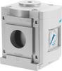 Pressure regulator -- MS12-LR-G-PO