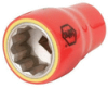 Wiha - Insulated 6 Point Standard Socket -- 31433
