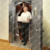 Polar-Pro? Swinging Impact Doors -- PP-C-120-GH-USDA