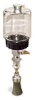 """(Formerly B1745-5X15), Manual Chain Lubricator, 1 pt Polycarbonate Reservoir, 1"""" Round Brush Stainless Steel -- B1745-016B1SR3W -- View Larger Image"""