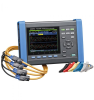 Power Quality Analyzer, 4Ch., 1000V & 600V, w/Power Supply -- PQ3100-KIT