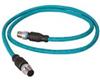 Modular Patch Cord 16.4 ft 4 Pair UTP -- 78071697644-1