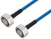 Plenum 7/16 DIN Male to 7/16 DIN Male Low PIM Cable 200 cm Length Using SPP-250-LLPL Coax Using Times Microwave Parts -- PE3C6181-200CM -Image