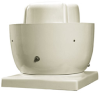 Fiberglass Upblast Centrifugal Roof Ventilator, Belt Driven -- WAB