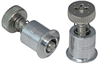 Captive Panel Screw, Screw Head, Spring-loaded, Flare Mount - Metric -- ITEM-19616 -Image