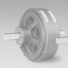 PC Electromagnetic Mag-Particle Clutch -- PC-2.5 -- View Larger Image
