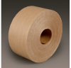 3M 6146 Brown Water Activated Tape - 6 in Width x 4500 ft Length - 5.9 mil Thick - 64618 -- 051115-64618 - Image