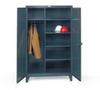 Wardrobe Cabinet,4 Shelves,1375 lb Cap -- 8ANN5