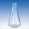 Quartz Erlenmeyer Flasks -- EF10 - Image