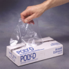 GLOVES - Disposable, Polyethylene, Ambidextrous, Poly-D®, Ansell 35-112, Large -- 1148332 - Image