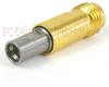 2.4mm Female (Jack) to SMP Male (Plug) Full Detent Adapter, High Temp, 1.25 VSWR -- SM8863 - Image