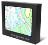 Barracuda™ Series Rack Mount Rugged Sealed Waterproof LCD Monitor