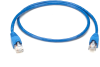 2-ft. BL CAT5e 350MHz Solid Conductor Backbone Cable UTP CM -- EYN851MS-0002 - Image