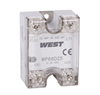 Panel Mounted Solid State Relay -- WP66D25 -- View Larger Image