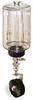 (Formerly B1745-7X06), Manual Chain Lubricator, 1/2 gal Polycarbonate Reservoir, Roto Brush Nylon -- B1745-064B1NW1W -- View Larger Image