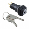 Keylock Switches -- 1948-1657-ND - Image