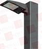 RAB LIGHTING ALED26DC ( LED AREA LIGHT 26W 12V 24V DC W/SQUARE POLE MOUNT ADAPTOR BZ ) -Image