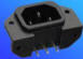 Power Inlets IEC 320 -C14 -- AEL-JR 101-1