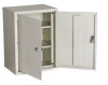 Heavy Duty Narcotics Cabinet Deep (15 x 11 x 8) Double .. -- 2702 - Image