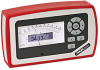 Compact Power Meter Console, Mechanical Analog & Graphics LC Display -- PM100A