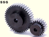 168mm PD Ground Spur Gears -- SSG4-42-Image