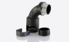 90° Curved Elbow Connector -- NVBV Series