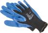 Rubber Coated Gloves - Large -- 8004874