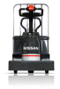 Center-Control, AC-powered Walkie/Rider Pallet Truck, Nissan Forklift -- Platinum RPX Series