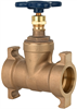 Gate Valve - Bronze, Irrigation -- PR-113-K