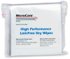 MicroCare Sticklers® Benchtop CleanWipes® Fiber Optic Wipes, Bag of 50 -- MCC-WF44 - Image