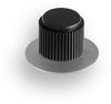 Gamma Series Aluminum Dial Control Knob -- G-11-FSK