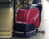 Industrial Floor Scrubber, Factory Cat -- MICROMAG