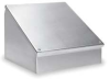 Console Enclosure,NEMA,20 In L x 20 In W -- 2VB98