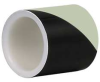 Glow In Dark Tape,12 Mil,Green/Black -- 15C740