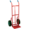 Heavy-Duty Steel Hand Cart - Dual Handle -- WS1026