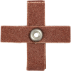Norton Metal AO Coarse Grit Cross Pad -- 66261132237 -Image